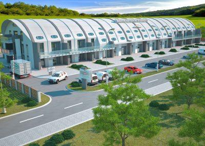 016 - Industrijski centar Dobanovci P2